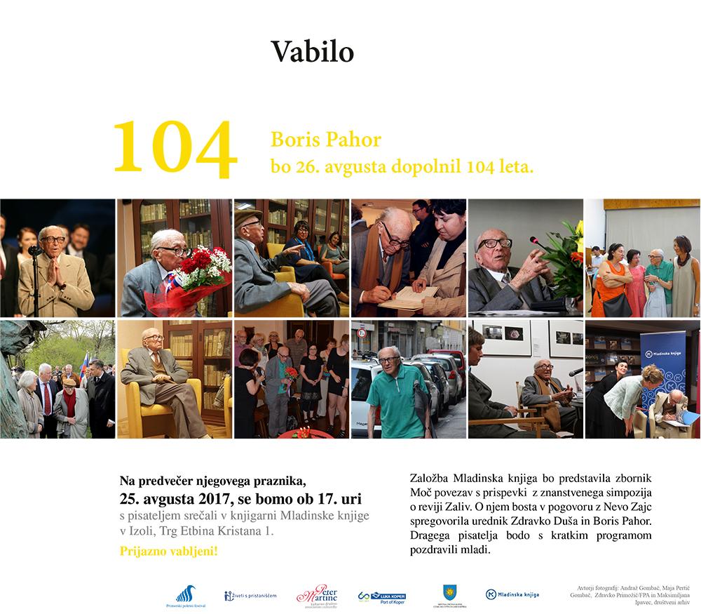 Boris Pahor_104 rojstni dan (1)